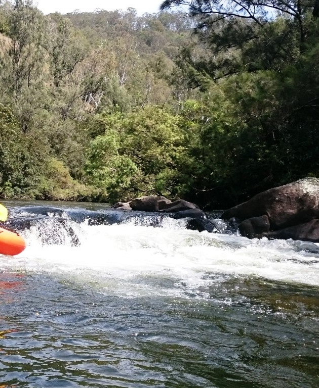 The Steps Barrington Campground camping accommodation Gloucester Barrington Tops