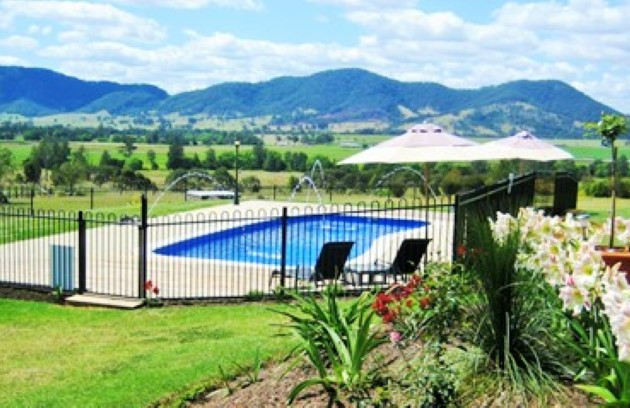 Accommodation self-contained Gloucester Avon View Stays