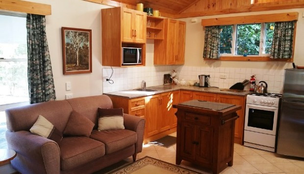 Accommodation self-contained Gloucester Copeland Cabins