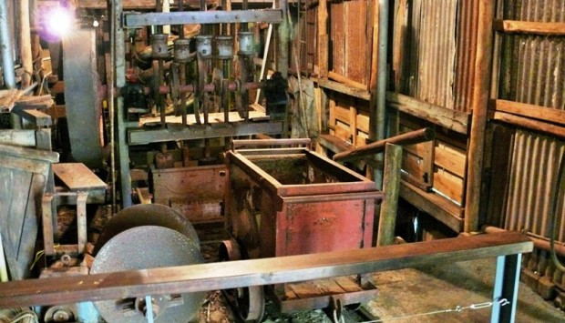 Things to do Copeland gold mine tour Gloucester Barrington Tops