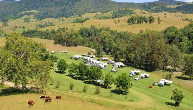 Cundle Flat Farm camping accommodation Gloucester Barrington Tops
