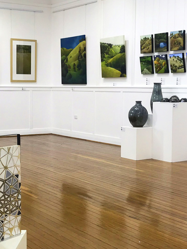 Gloucester Gallery exhibition