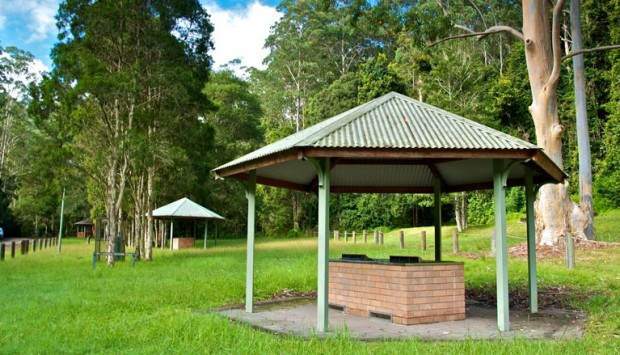 NPWS Gloucester River Campground camping accommodation Gloucester Barrington Tops