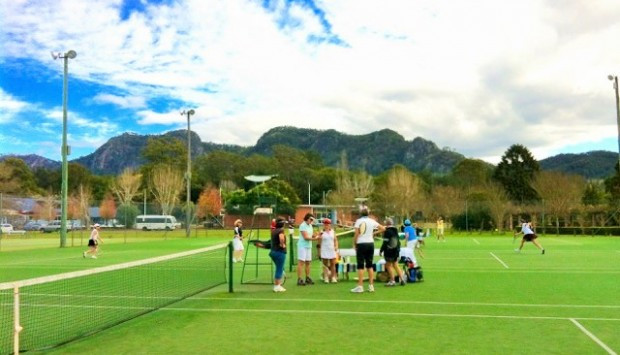Gloucester Tennis Club Things to do sports