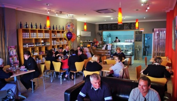 Things to do eating out Gloucester Barrington Tops