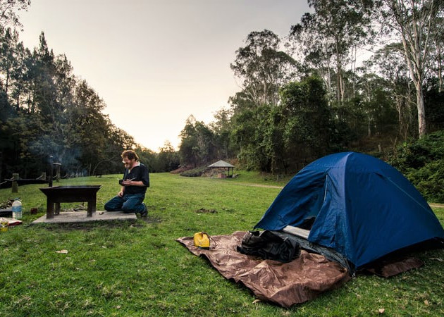 Woko Campground camping accommodation Gloucester Barrington Tops