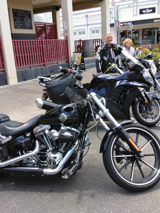 Motorcycle-friendly Gloucester NSW